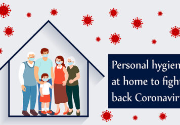 , Personal Hygiene at Home to Fight Back Coronavirus